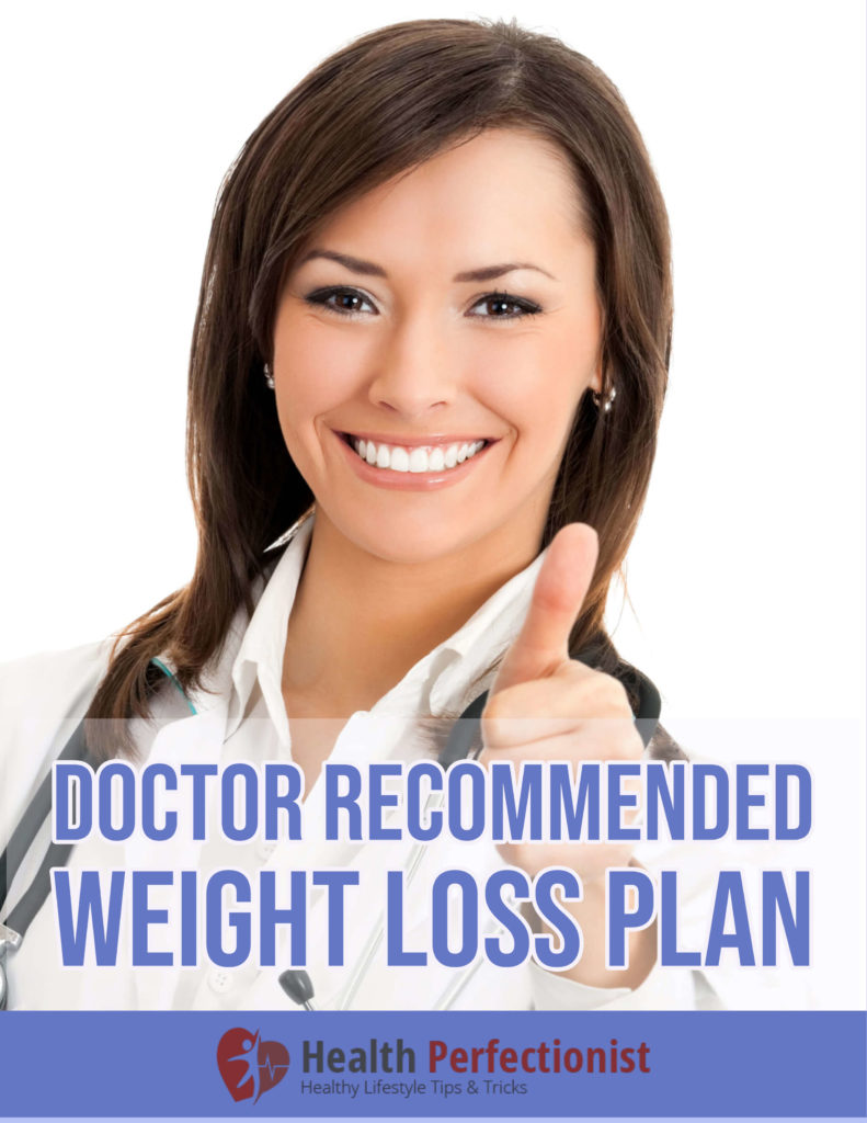 Doctor recommended weight loss plan